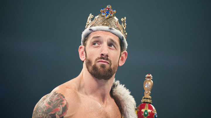 King Barrett | WWE.com