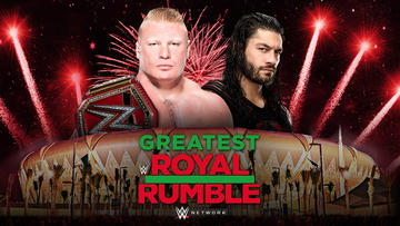Universal Champion Brock Lesnar re-signs with WWE; will face Roman Reigns at the Greatest Royal Rumble