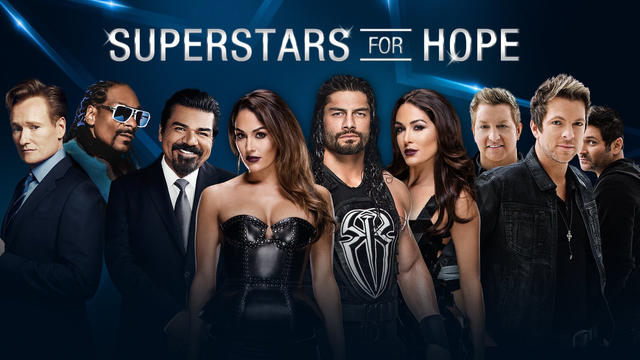 WWE launches Superstars For Hope online auction to benefit ...