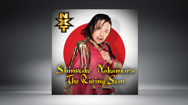 Nakamura's entrance theme is the No .1 iTunes soundtrack ...