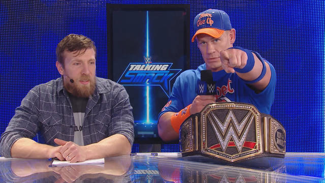 What does John Cena think about his Elimination Chamber competition?: WWE Talking Smack, Feb. 7, 2017