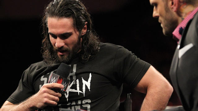 Seth Rollins addresses his in-ring future: Raw, Feb. 27, 2017