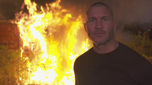 Randy Orton burns down the Wyatt Family Compound: SmackDown LIVE: Feb. 28, 2017