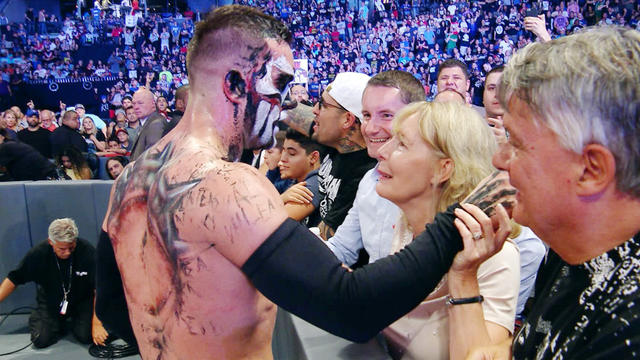 Finn Bálor: My Son is a WWE Superstar