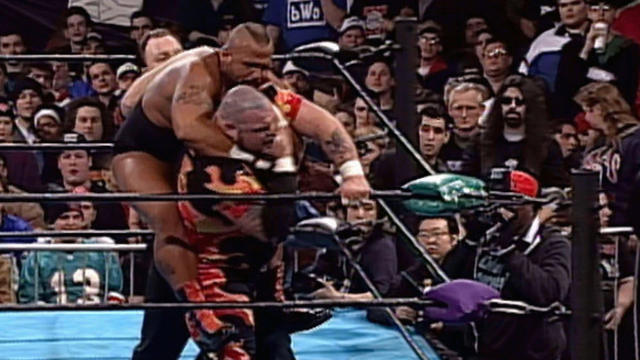 Tazz vs. Bam Bam Bigelow - ECW World TV Title Match: ECW Living Dangerously 1998 (WWE Network Exclusive)