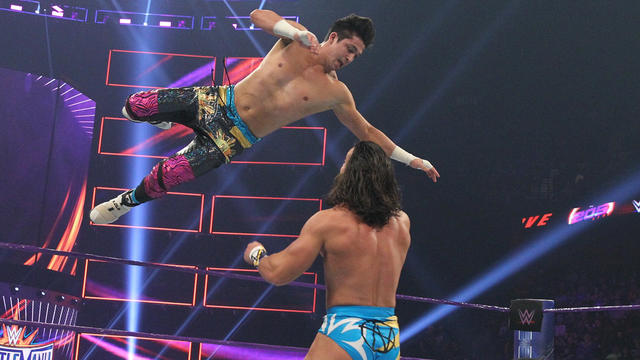 TJ Perkins vs. Tony Nese: WWE 205 Live, March 21, 2017