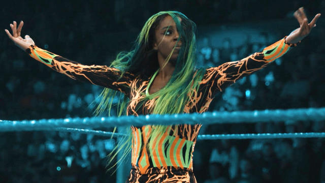 Amazing slow-motion footage of Naomi's return: WWE.com Exclusive, March 28, 2017