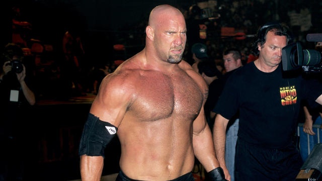 Goldberg's first 5 matches