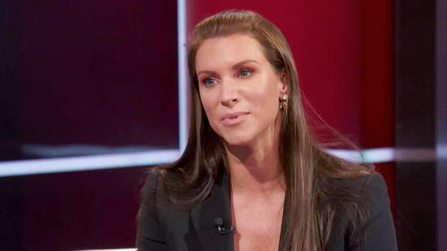 What is Stephanie McMahon most excited for at WrestleMania?
