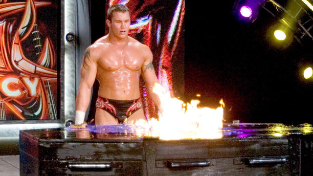 Randy Orton's four most diabolical moments