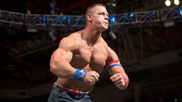 John Cena pulls off incredible feat on 40th birthday