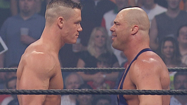 John Cena's ruthless WWE debut: SmackDown, June 27, 2002 (WWE Network Exclusive)