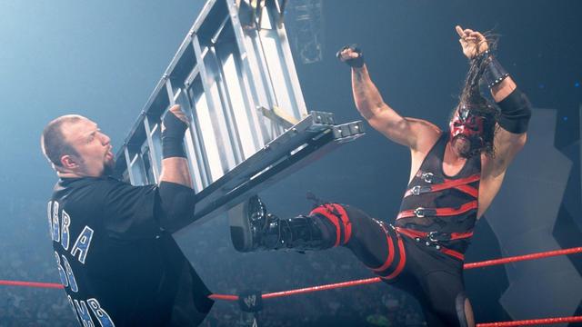 TLC 4: Raw - World Tag Team Championship TLC Match, October 7, 2002   WWE
