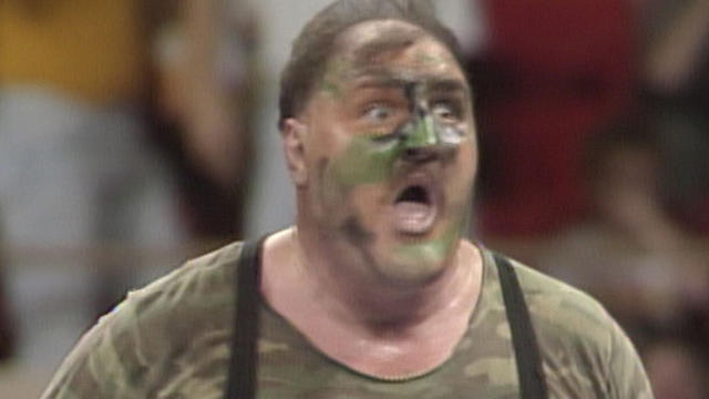 Sgt. Slaughter disqualified because of General Adnan: Survivor Series 1990  | WWE