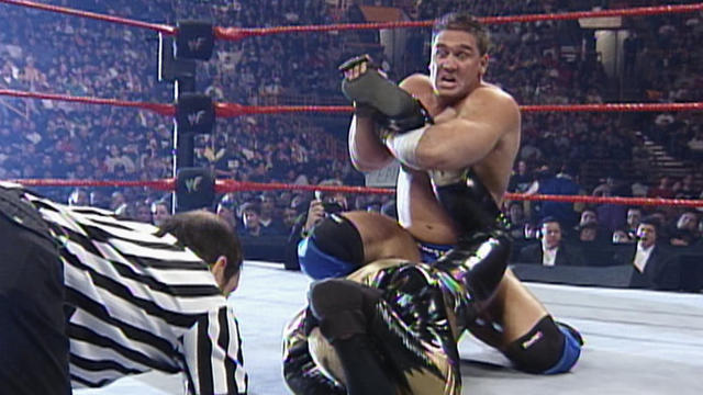Image result for WWE Survivor Series 1998 Ken Shamrock vs Goldust wwe.com