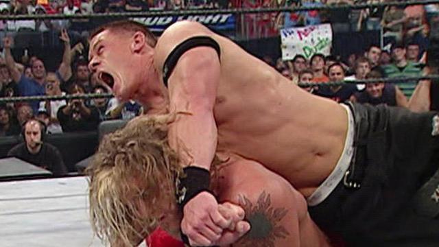 John Cena vs. Edge: Royal Rumble 2006 - WWE Championship Match | WWE