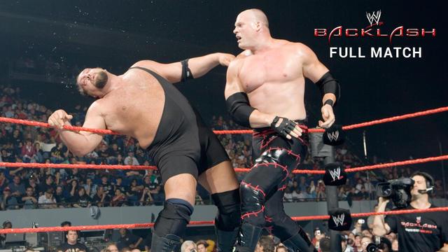 Image result for WWE Backlash 2006 Kane vs The Big Show wwe.com