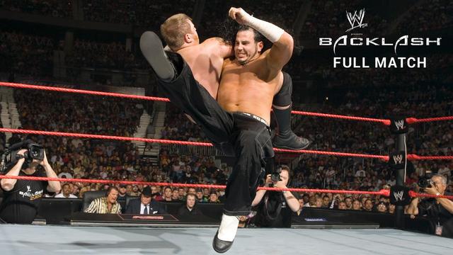 Image result for WWE Backlash 2007 The Hardys vs Lance Cade and Trevor Murdoch wwe.com