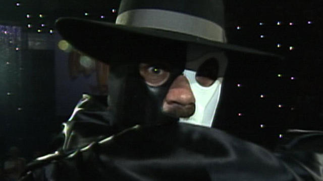 Image result for wcw halloween havoc 1991 The WCW Halloween Phantom
