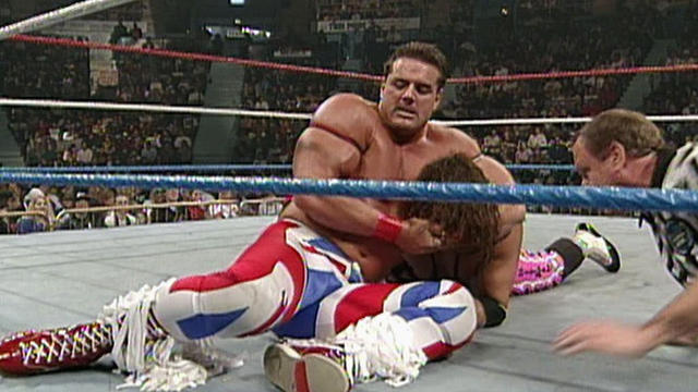 Bret Hart vs. British Bulldog: In Your House - WWE Championship ...