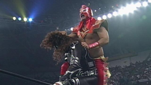 Ultimo Dragon vs. Psicosis: Uncensored 1997 | WWE