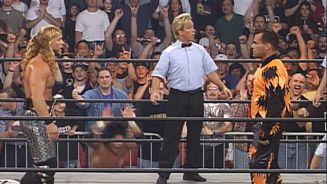 Chris Jericho receives an unwanted surprise: Slamboree 1998   WWE