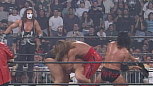 Scott Hall turns on Kevin Nash: Slamboree 1998 | WWE