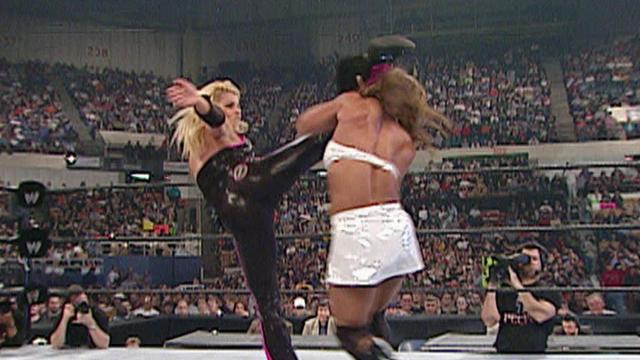 Image result for WWE Backlash 2003  Women's Championship