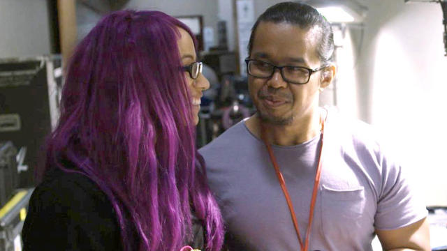 Sasha Banks Wedding.Sasha Banks On Marriage And Personal Life In Revealing Interview