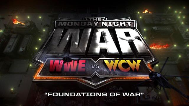 WWE Network - Monday Night War: Foundations of War highlight | WWE
