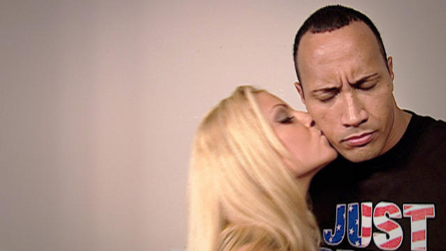 Flashback: Trish Stratus Kissed The Rock In WWE, 19 Years Ago 2