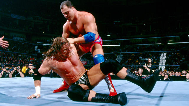 Kurt Angle vs. Triple H - WWE Championship Match: Royal Rumble 2001 | WWE