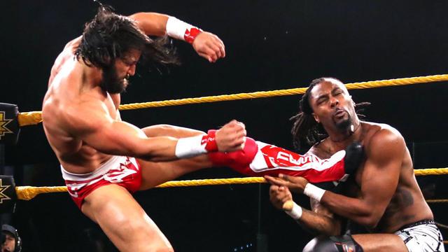 "Isaiah ""Swerve"" Scott vs. Tony Nese: WWE NXT, June 3, 2020   WWE"