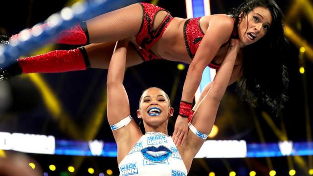 Bianca Belair vs. Zelina Vega: SmackDown, Oct. 23, 2020 | WWE