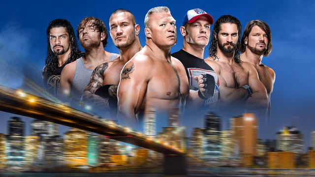 Official page for WWE SummerSlam