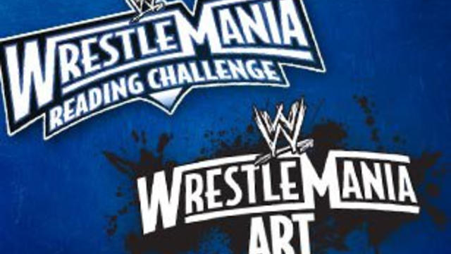 Don't miss WrestleMania Art and the WrestleMania Reading ...