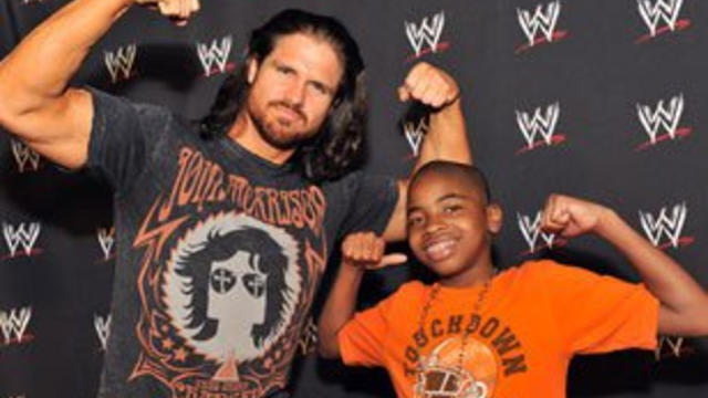 Superstars grant their first wishes