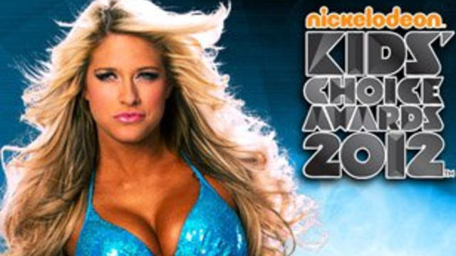 "Kelly Kelly nominated for ""Favorite Buttkicker"" at the 2012 Nick ..."