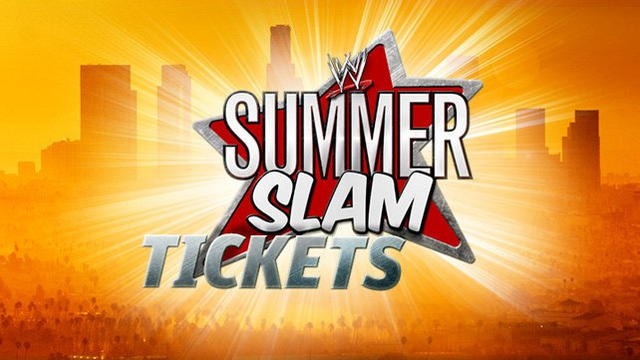 SummerSlam, No Way Out tickets on sale now!