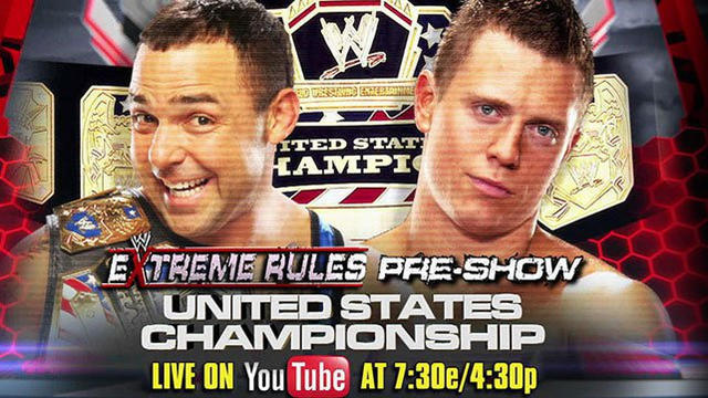 Extreme Rules 2012 Pre-Show to stream live on YouTube ...