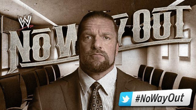 What will Triple H say at No Way Out?