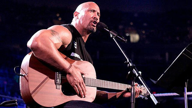 The Rock's Concert now available on iTunes