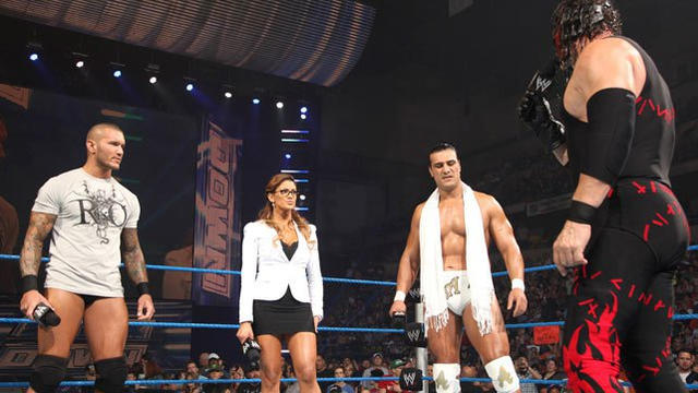 SmackDown results: Del Rio snatched Triple Threat triumph to ...
