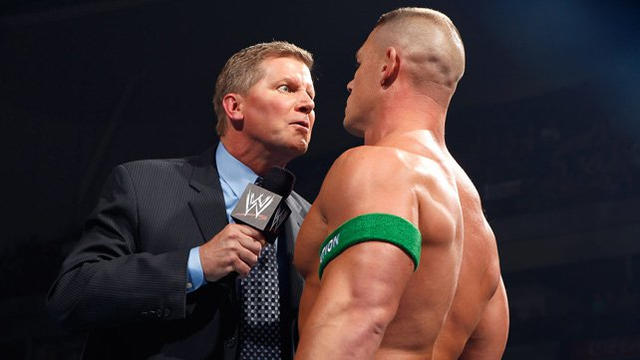 SmackDown results: Cena risked it all for the joy of dropping ...