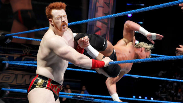 SmackDown results: The Great White and Big Red Monster ...