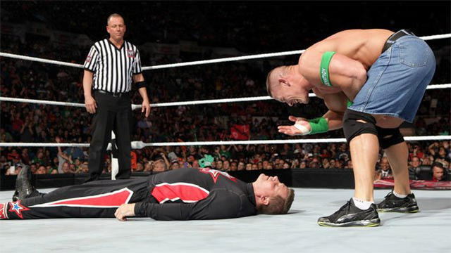 Raw SuperShow results: John Laurinaitis given a very painful ...