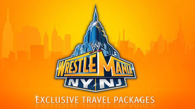 WrestleMania 29 travel packages - Terms & Conditions