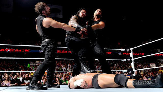 WWE Payback 2014 results