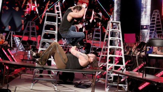 WWE TLC 2014 results: Tables, Ladders and Chairs ... and ...