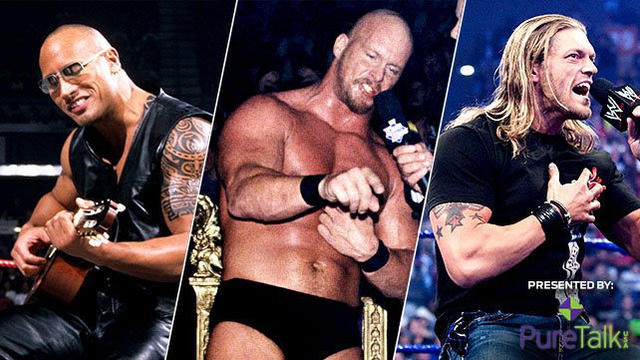 The 25 greatest mic moments in wrestling history